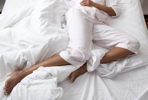 Causes of Restless Leg Syndrome and who is affected